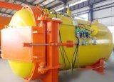 Autoclave de Composto de grande capacidade de processamento de fibra de carbono