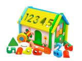 2018 Novely деревянные дома игрушки All-Natural деревянные игрушки H8147596 образования