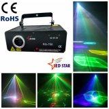 Outdoor DJ éclairage de scène de la lumière laser couleur RVB