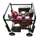 Housing - frame diesel driven fire fighting pump