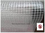 Tecidos de poliéster reforçado com compensação de andaimes pano de sombra