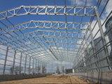 Het Frame van het staal voor het Huis van het Gevogelte van de Structuur Warehouse&Workshop/Steel