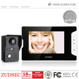 9 Zoll-Farben-Landhaus-videotür-Telefon mit RFID Karte