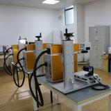 산화물 알루미늄 까만 표하기를 위한 Ss Mopa Jpt 섬유 Laser 표하기 기계에 색깔 표하기