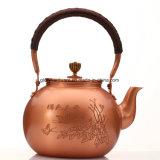 POT di rame cinese del tè (HH-TCH0101)