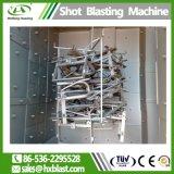 すべてのタイプのために金属はクリーニングのフックショットの発破機械を倹約する