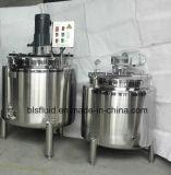 Chauffage électrique de 400 litres en acier inoxydable de réservoir de fusion de cire