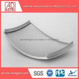 Надежный двойной изогнутые алюминиевые панели поставщиком/ производителя