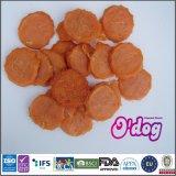 Chip a scatti del pollo secco Oganic di Odog per gli alimenti per animali domestici