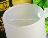 Tazza di vetro glassato di sublimazione di alta qualità 16oz