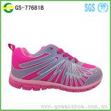Zapatos de las zapatillas de deporte de los deportes de los niños baratos del nuevo de la llegada zapato del niño