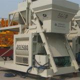 De Concrete Mixer van de kracht, Concrete het Mengen zich Installatie, Ready-Mix Machine (JS1500)