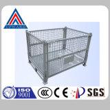 Marca al alza plegable de la jaula plegable de la caja
