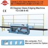 9 de Scherpende Machine van het Glas van assen/van Wielen met de Machine van het Glas 45degree