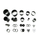 Ímãs de neodímio de anel colado para instrumentos de relógios e relógios