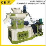 Réducteur de bois de la biomasse Appuyez sur machine à granulés entraînée (TYJ1250-II)