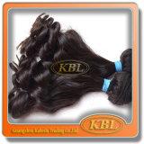 Extensões do cabelo de Fumi com cabelo humano brasileiro