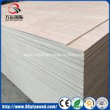 madera contrachapada del anuncio publicitario del álamo del pegamento Bb/Bb de 17m m 18m m E1 E2