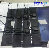 Module solaire flexible à rayons doux de 72W pour le système photovoltaïque en toiture métallique (SN-PVLS11-72)