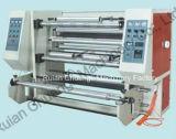 Máquina de Corte y rebobinado vertical