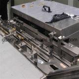 片付けおよび送り装置が付いている端のビスケットの包装機械
