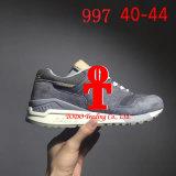 Nb de Loopschoenen Ml997 van de Schoenen van de Sporten van de Schoenen van Mensen 's