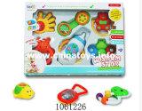 Plastic Cartoon Baby Toy Guitar com música (1061225)