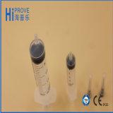 Luer Lock Jeringa desechable con la aguja hipodérmica