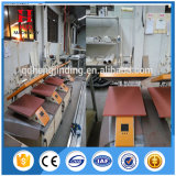 Machine à haute pression manuelle de presse de la chaleur pour l'étiquette