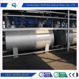 Automatischer große Kapazitäts-kontinuierlicher überschüssiger Reifen/Gummipyrolyse-Pflanze