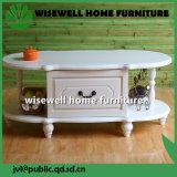 木製の居間の家具のコーヒーテーブル(W-T-865)