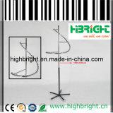 크롬 나선형 의류 선반 (HBE-GS-11)