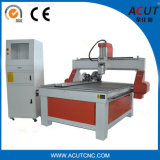 Máquina de talla de madera del CNC Acut-1212 para el ranurador de Sale/CNC con rotatorio