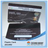 Design Logo Cartão Inteligente Plastic PVC Business Name Card