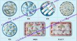 Edelstahl-China-automatischer Mehlkloß-Sprung-Rollenhersteller, der Maschine herstellt