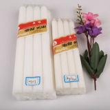 Белая свечка ручки для Африки
