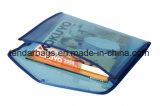 A4 Portefeuille van het Dossier van de Houder van het Dossier van de Student de Duidelijke Plastic