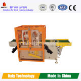 Coupeur allemand de noyau de technologie à l'usine de brique d'argile