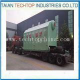 Textiel, Druk, Boiler van het Gebruik van de Fabriek van het Voedsel de Industriële Zachte Steenkool Gebrande (dzl20-1.24-AII)