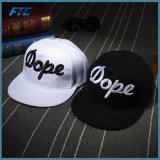 Casquette de baseball de chapeau de Jean Snapback de broderie avec votre logo