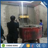 Mur automatique plâtrant la machine de rendu de mur de machine pour la pulvérisation de la colle de gypse de limette de mortier