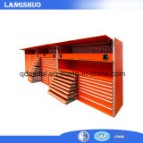 Сверхмощные шкафы инструмента хранения металла/гараж используемый шкаф инструмента