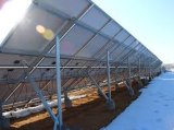 5000W 태양 PV 설치 시스템 또는 태양 전지판 설치 구조 또는 입상 솔기 지붕 장착 브래킷