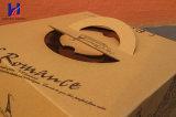 El papel de cartón personalizadas de Fast Food & Cake Embalaje de regalo Caja de embalaje
