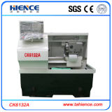Petite machine à tourner tourneuse à tour CNC à vendre Ck6132A