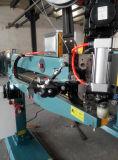 A caixa ondulada encaixota a maquinaria de Stitchng
