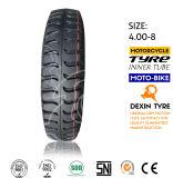 세발자전거 타이어 3 짐수레꾼 타이어 기관자전차 타이어 4.00-8