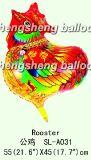 Животные воздушные шары
