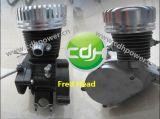 Cabeça de cilindro; Cabeça de cilindro do CNC para o jogo do motor 80cc