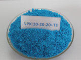 100% de fertilizantes solúveis em água de NPK 20-20-20+Te OEM